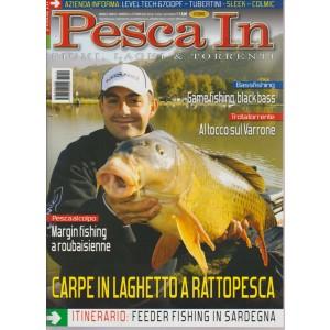 PESCA IN. N. 10. OTTOBRE 2016. MENSILE