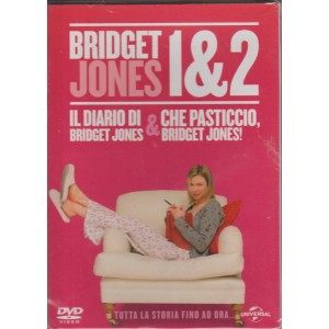 BRIDGET JONES 1 & 2 IL DIARIO DI BRIDGET JONES & CHE PASTICCIO, BRIDGET JONES!. 2 FILM.