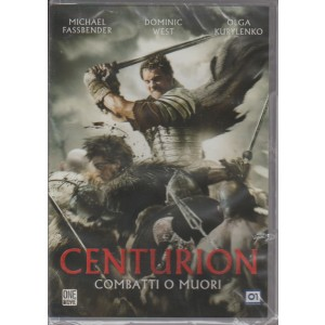 CENTURION COMBATTI O MUORI. N. 12 BIMESTRALE 2016.