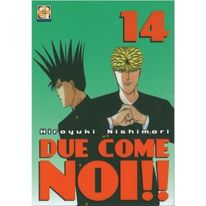 Manga: Hiro Collection 33 – Due come Noi 14  - Goen edizioni