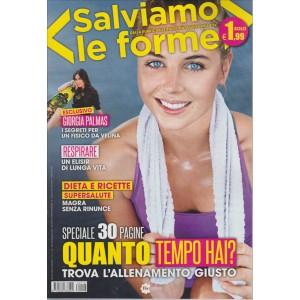 SALVIAMO LE FORME MAGAZINE N. 18. SETTEMBRE/OTTOBRE 2016. BIMESTRALE.
