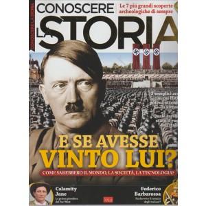 CONOSCERE LA STORIA. MENSILE N. 29. OTTOBRE 2016.