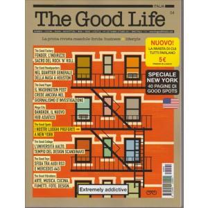 THE GOOD LIFE. N. 4. SETTEMBRE-OTTOBRE 2016. BIMESTRALE.