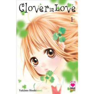 Manga: CLOVER IN LOVE 1 - PLANET PINK 27 - Planet Manga