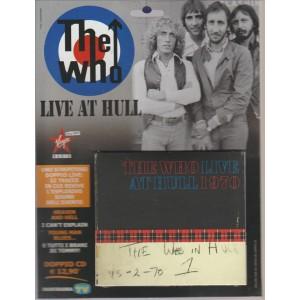 THE WHO LIVE AT HULL 1970.  DOPPIO CD. TERZA USCITA.
