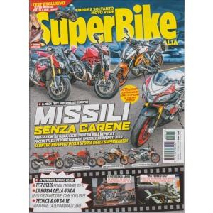 SUPERBIKE ITALIA N. 10. OTTOBRE 2016. MENSILE