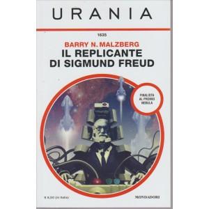 URANIA N. 1635. IL REPLICANTE DI SIGMUND FREUD.  DI BARRY N. MALZBERG