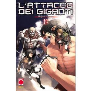 Manga: L'ATTACCO DEI GIGANTI 19 - GENERATION MANGA 19 - Planet manga