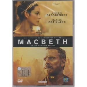 MACBETH. UN FILM DI JUSTIN KURZEL.