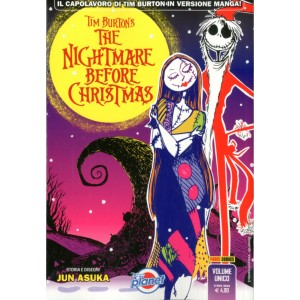 Nightmare Before Christmas - Nightmare Before Christmas - Planet Disney Panini Disney