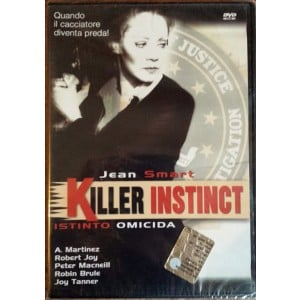 Killer instinct istinto omicida - Jean Smart - DVD