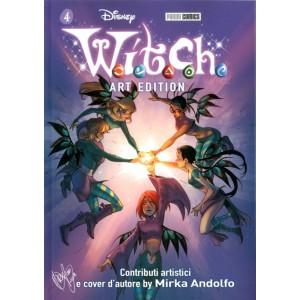 W.I.T.C.H. Art Edition - N° 4 - W.I.T.C.H. Art Edition - Panini Disney