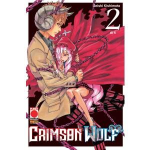 Crimson Wolf (M4) - N° 2 - Crimson Wolf - Manga Hero Planet Manga