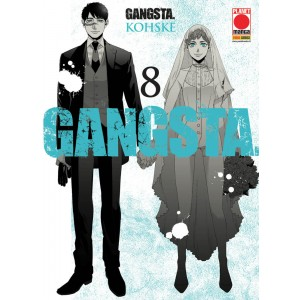 Gangsta - N° 8 - Gangsta. - Planet Manga