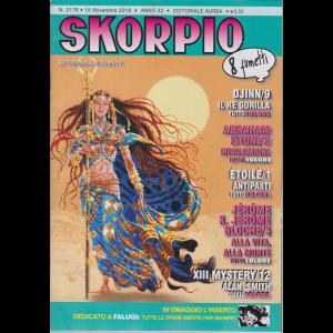 Skorpio - n. 2176 - 15 novembre 2018 - settimanale di fumetti