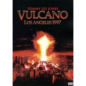Vulcano - Los Angeles 1997 -  Tommy Lee Jones, Anne Heche, Don Cheadle (DVD)