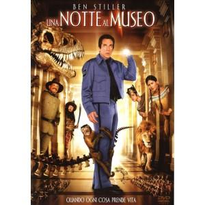 Una Notte Al Museo - Ben Stiller, Carla Cugino, Dick Van Dyke (DVD)