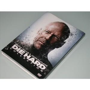 DIE HARD COLLECTION - BRUCE WILLIS - 3 FILM IN DVD