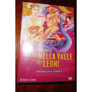 Ursus nella valle dei leoni - Film DVD