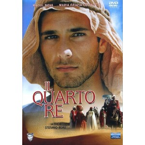 Il Quarto Re -  Raoul Bova, Billy Dee Williams, Daniel Ceccaldi (DVD)