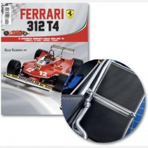 Ferrari 312 T4 in scala 1:8 (Gilles Villeneuve, 1979) Supporto sx e dx base motore, tavola principale, condensatore, connettore volante