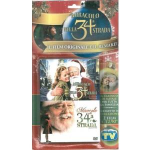 DVD: Miracolo nella 34° strada - film originale + remake