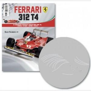 Ferrari 312 T4 in scala 1:8 (Gilles Villeneuve, 1979) Adattatore pompa dell'olio e cavo