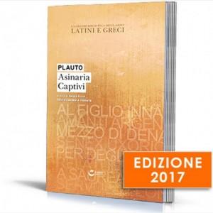 La grande biblioteca dei classici latini e greci (ed. 2017) Plauto, Asinara - Captivi