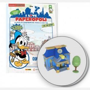 I Love Paperopoli 1 Parte Quack Town + 1 Albero
