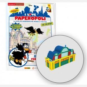 I Love Paperopoli 1 parte stazione