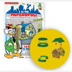 I Love Paperopoli Uscita N°4 (2 parti casa pico de paperis + base collina)