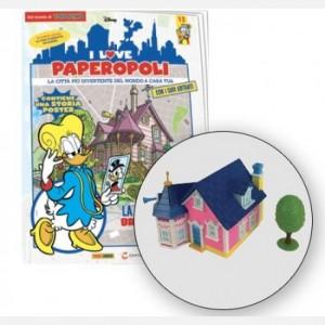 I Love Paperopoli 6 parti casa di Brigitta + 1 albero