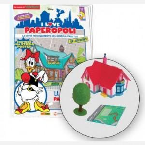 I Love Paperopoli Casa di Paperina + 1 albero + 1 pezzo base