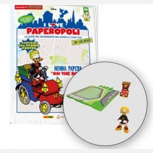 I Love Paperopoli Furgoncino Nonna Papera+ Nonna Papera+ 1 pezzo base