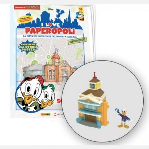 I Love Paperopoli 1 Parte scuola + Paperino