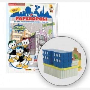 I Love Paperopoli Uscita n° 10 (2 parti biblioteca)
