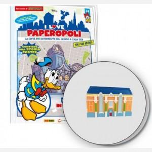 I Love Paperopoli 1 parte museo + collina tempietto