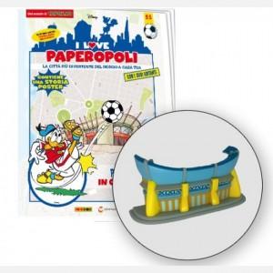 I Love Paperopoli 1 Parte stadio