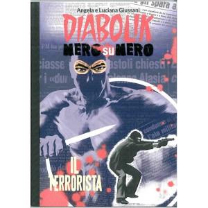 DIABOLIK NERO SU NERO-IL TERORISTA vol.28-Iniz.Gazzetta Sport