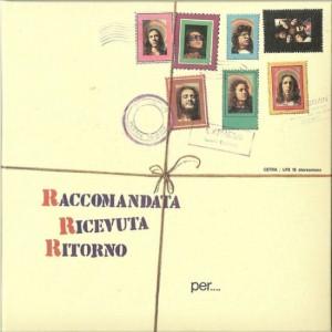 Progressive Rock italiano in Vinile Raccomandata Ricevuta Ritorno - Per un mondo di cristallo
