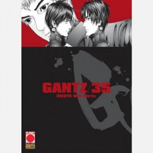 Gantz (Hiroya Oku Works.) Gantz nuova edizione N° 35