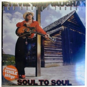 Blues in Vinile Steve Ray Vaughan, Soul To Soul