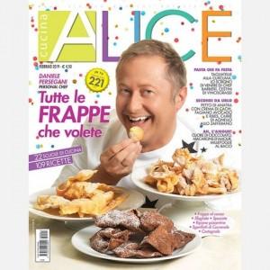 Alice Cucina - I colori della cucina Frittelle mania