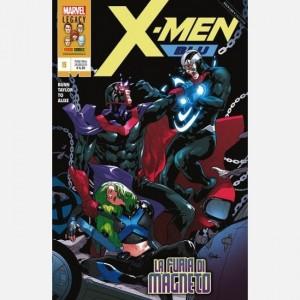 I nuovissimi X-Men X-Xmen Blu N°15