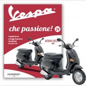 Vespa che passione! Vespa 125 Et4 (1996)