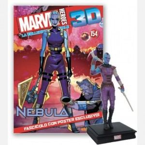 Marvel Heroes 3D - La collezione ufficiale Nebula