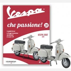 Vespa che passione! Vespa P200E (1978)