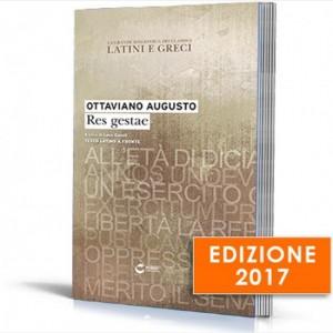 La grande biblioteca dei classici latini e greci (ed. 2017) Ottaviano Augusto - Res gestae