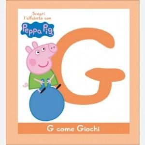 OGGI - Scopri l'alfabeto con Peppa Pig G come Giochi