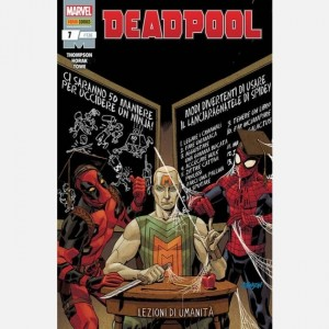 Deadpool Deadpool 126